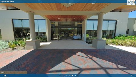 Virtual Tour of Aegis Anchorage