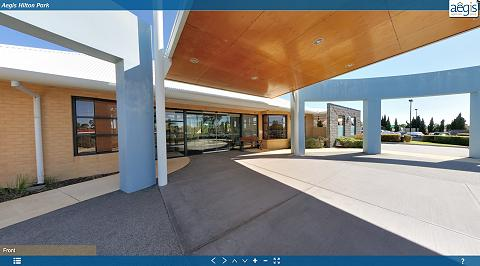 Virtual Tour of Aegis Hilton Park