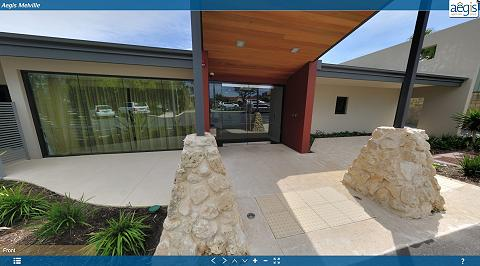 Virtual Tour of Aegis Melville