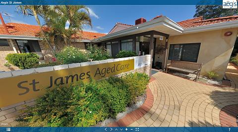 Virtual Tour of Aegis St James