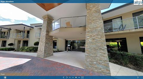 Virtual Tour of Aegis Woodlake